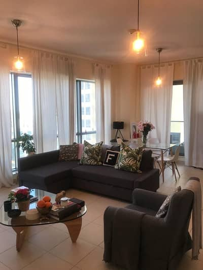 1 Bedroom Apartment for Rent in Downtown Dubai, Dubai - Large 1bed apartment for 90k in South Ridge 6!
