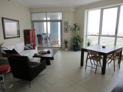 شقة 2 غرفة نوم للايجار في دبي مارينا، دبي - 2bed in Torch for 85k