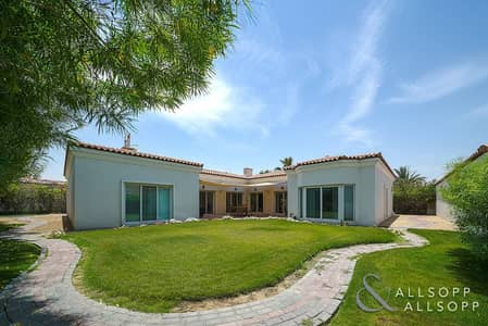 4 Bedroom Villa for Rent in Green Community, Dubai - 4 Bedroom Bunglow | Close to Pool and Park