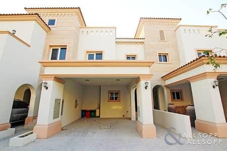فیلا 3 غرفة نوم للايجار في عقارات جميرا للجولف، دبي - Rare to Market   3 Bedroom   Close to Pool