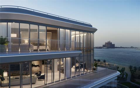 4 Bedroom Penthouse for Sale in Palm Jumeirah, Dubai - Luxurious Duplex Penthouse | Panoramic Views