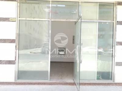 Shop for Rent in Al Qasimia, Sharjah - Shop available on main road - Qasmia