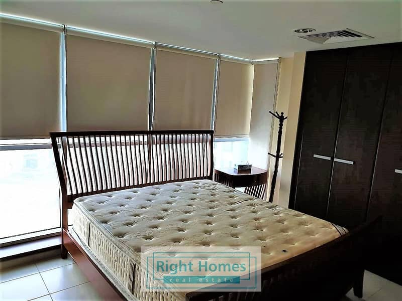 2 High Floor 2BR+M |Close to Metro| Executive Tower