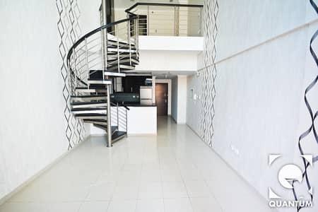 فلیٹ 1 غرفة نوم للايجار في دبي مارينا، دبي - Duplex with Huge Terrace | Great Layout