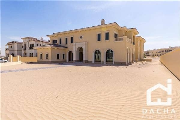 Direct Golf Course View / Mediterranean Mansion