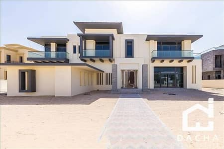 فیلا 7 غرفة نوم للبيع في دبي هيلز استيت، دبي - 7 Bed +Guests / Contemporary Mansion