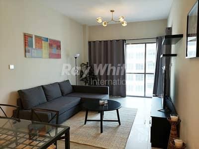 فلیٹ 1 غرفة نوم للايجار في دبي الجنوب، دبي - Luxury Furnished 1 BR in Mag 5 Boulevard