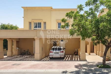2 Bedroom Villa for Sale in The Springs, Dubai - Vacant|Back to Back|Away from Main Rd|Nr Pool