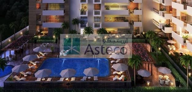 فلیٹ 1 غرفة نوم للبيع في الفرجان، دبي - 1BR apartment / Kitchen Fully Equipped for sale in Al Fujan