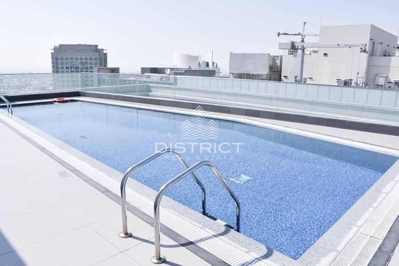 High Standard 2BR Apartment in Danet Abu Dhabi