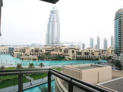 Downtown Residences 1 Bed With Fountain View