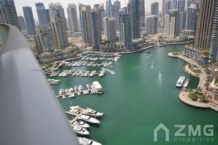 Amazing Palm Sea Views and Marina Yacht Views
