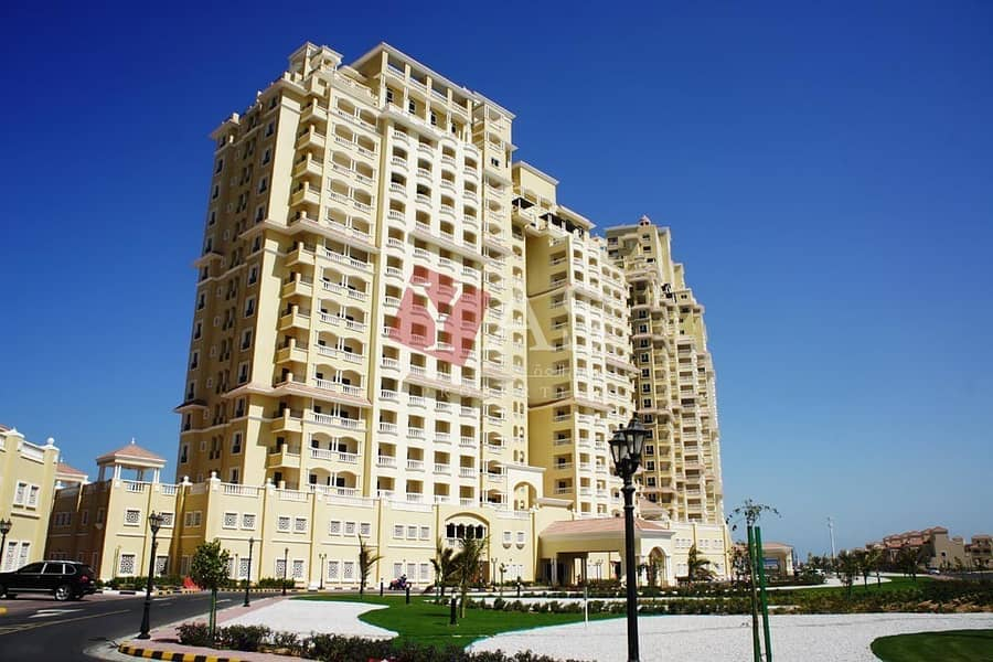 Negotiable PRICE !! Stunning  1bed Apartment for rent in Al Hamra Village.