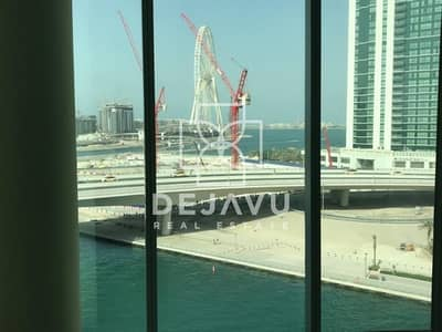 full marina view in panoramic tower Dubai marina