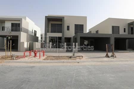 4 Bedroom Villa for Rent in Dubai Hills Estate, Dubai - 4BR + Maids (Type E3) | Single Row | Near park