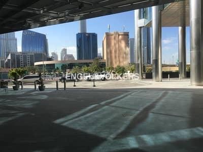 محل تجاري  للايجار في مركز دبي المالي العالمي، دبي - Ready To Move in | Valet Drop Off Point