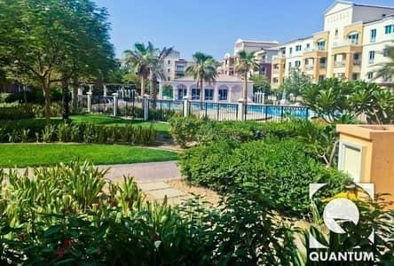 2 Bedroom Flat for Sale in Green Community, Dubai - EXCLUSIVE | Upgraded | Ground Floor 2Bed