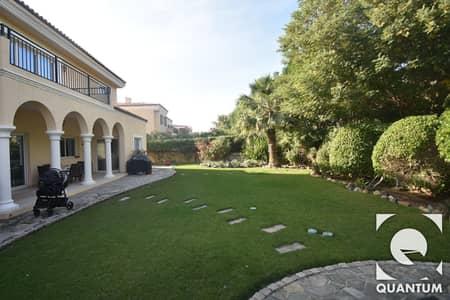 5 Bedroom Villa for Sale in Green Community, Dubai - Cul De Sac   End Plot   Amazing Gardens.