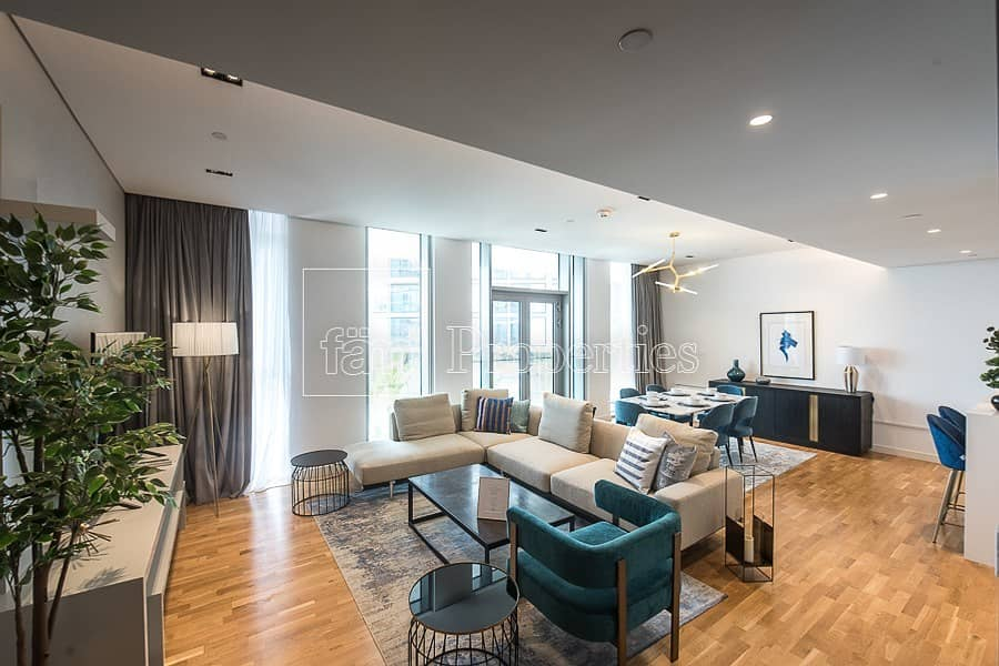 2 Ready to Move in this Luxury BW Aparment