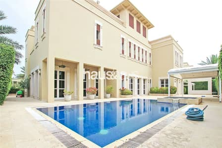 6 Bedroom Villa for Sale in Emirates Hills, Dubai - Genuine Listing | Motivated | Ready To Occupy