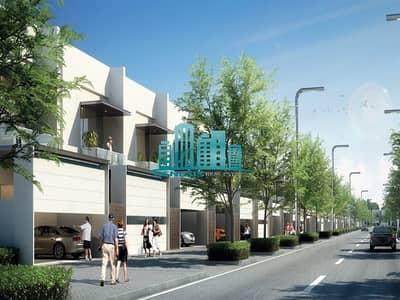 2 Bedroom Townhouse for Sale in Meydan City, Dubai - 2BR+Maid Townhouse