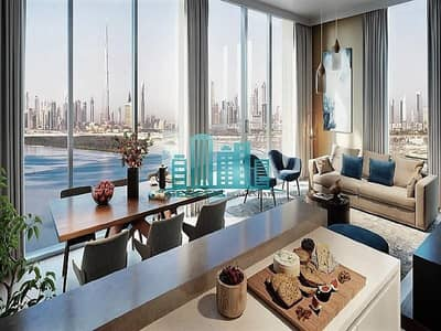 3 Bedroom Apartment for Sale in The Lagoons, Dubai - On high Floor