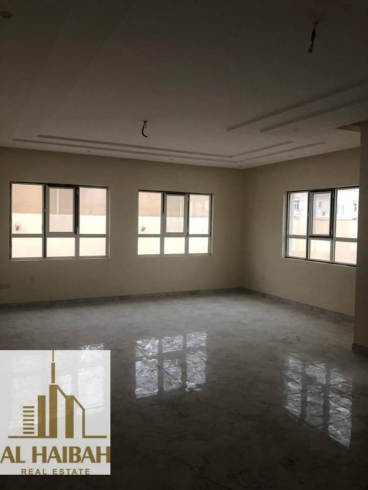 16 For sale a new two storey villa in Al Hoshi area