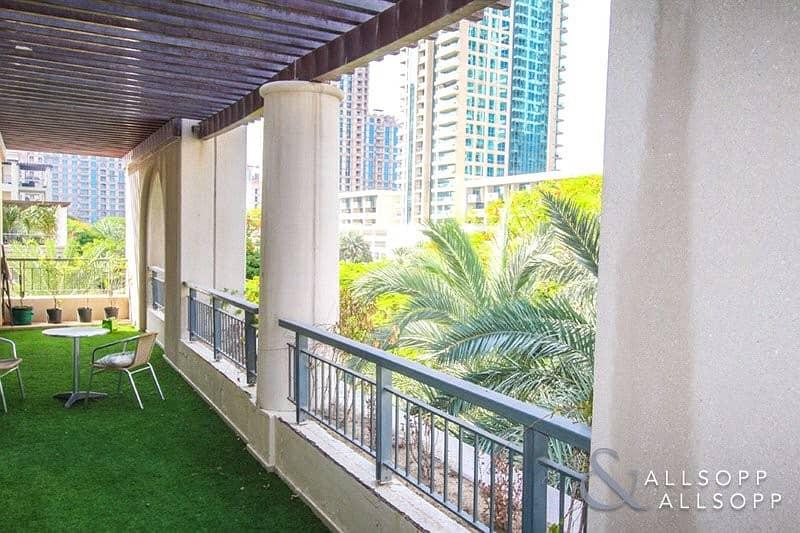 2 3 Bedrooms | Canal View | Huge Terrace