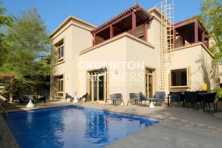 فیلا 5 غرفة نوم للايجار في حدائق الجولف في الراحة، أبوظبي - Elegant Villa