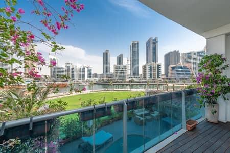 فیلا 4 غرفة نوم للبيع في دبي مارينا، دبي - Private Upgraded Villa | Marina View