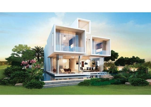 16 Amazonia 3 Bed with Maid Villa in Akoya Oxygen