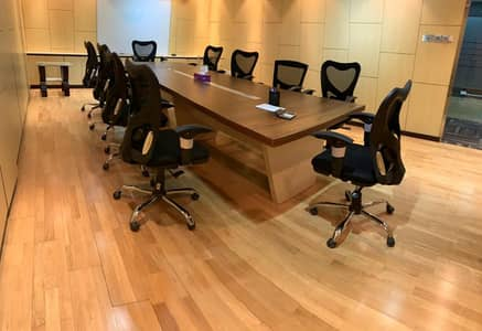 Office for Rent in Deira, Dubai - Get Comfortable Office Space-Free WIFI-DEWA Meeting Room - Easy Access To Metro In Deira AED 3,000 /