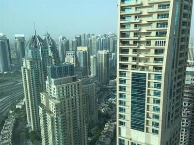1 Bedroom Apartment for Sale in Dubai Marina, Dubai - Huge 1BHK | Chiller Free | Panoramic View [PA]