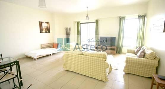 1 Bedroom Apartment for Rent in Jumeirah Beach Residence (JBR), Dubai -  Dubai
