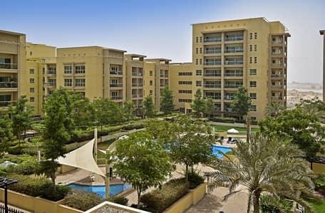 Pool view | 2 bedroom | Rented | Corner