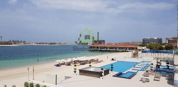 فلیٹ 1 غرفة نوم للبيع في نخلة جميرا، دبي - 1 bedroom  Fully Furnished with full Sea View