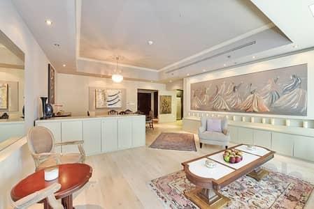 فلیٹ 2 غرفة نوم للبيع في دبي مارينا، دبي - Fully Upgraded|Vacant w/Partial Sea view