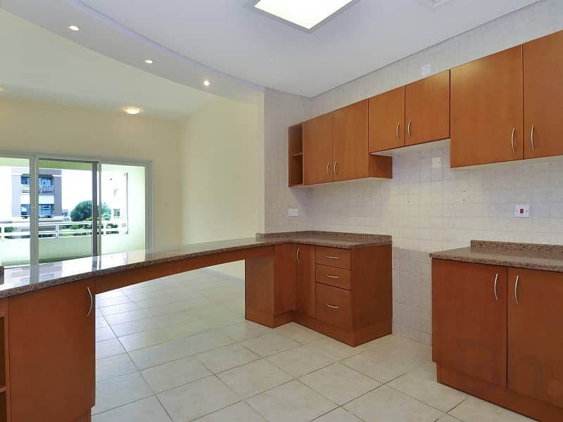 2 Vacant | Unfurnished | Balcony | Leasehold