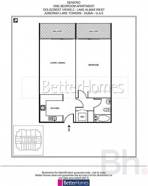 11 Furnished/Unfurnished One bedroom | GV 2