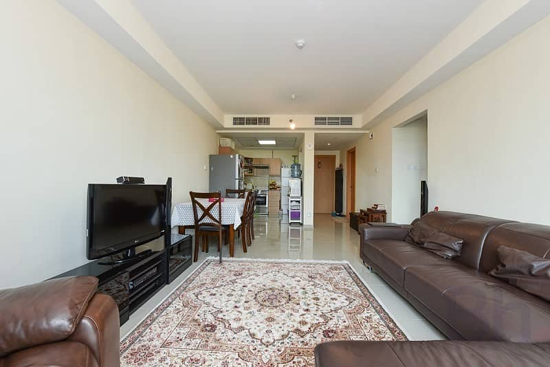 2BR Green Park | JVT Villa View | Rented