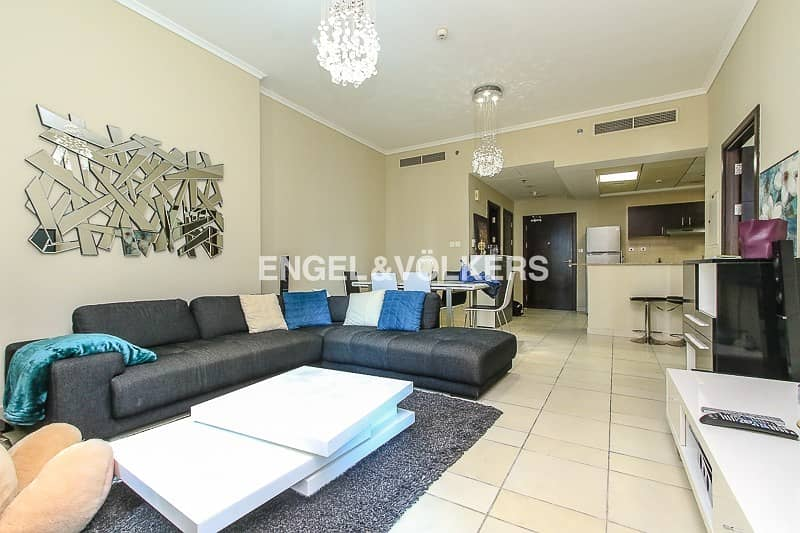 FUlly furnished | Tenanted | High Investment