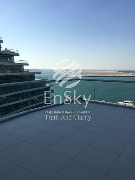 Sea and Barza View