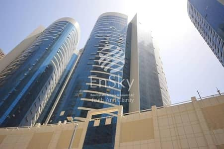 Studio for Sale in Al Reem Island, Abu Dhabi - Sea View Studio Apartment with Rent Refund