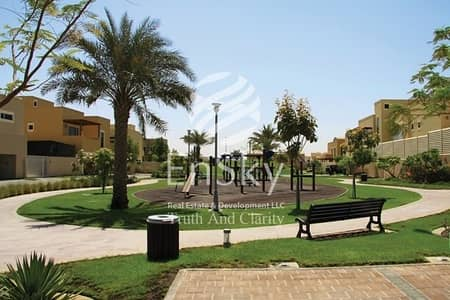 4 Bedroom Townhouse for Sale in Al Raha Gardens, Abu Dhabi - Wonderful Type A Townhouse in an Upscale Community