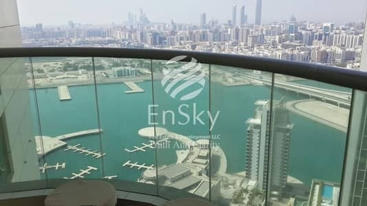 3 Bedroom Apartment for Sale in Al Reem Island, Abu Dhabi - Spacious 3BR + Balcony and Maid's Room