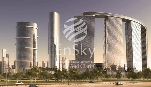 1 Bedroom Flat for Sale in Al Reem Island, Abu Dhabi - Beautiful 1BR Apartment Available in Gate Tower