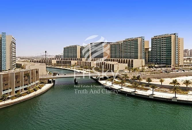 10 Sea Facing Unit Available For Sale In Al Bandar Community