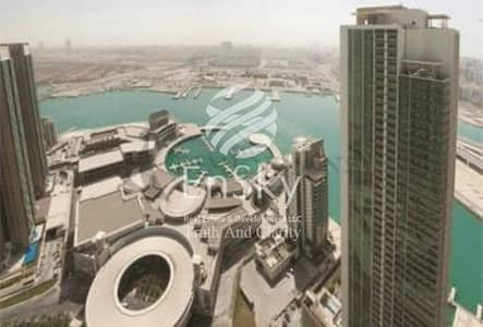 1 Bedroom Apartment for Sale in Al Reem Island, Abu Dhabi - 1BR Available for Sale Now in Al Maha Tower!