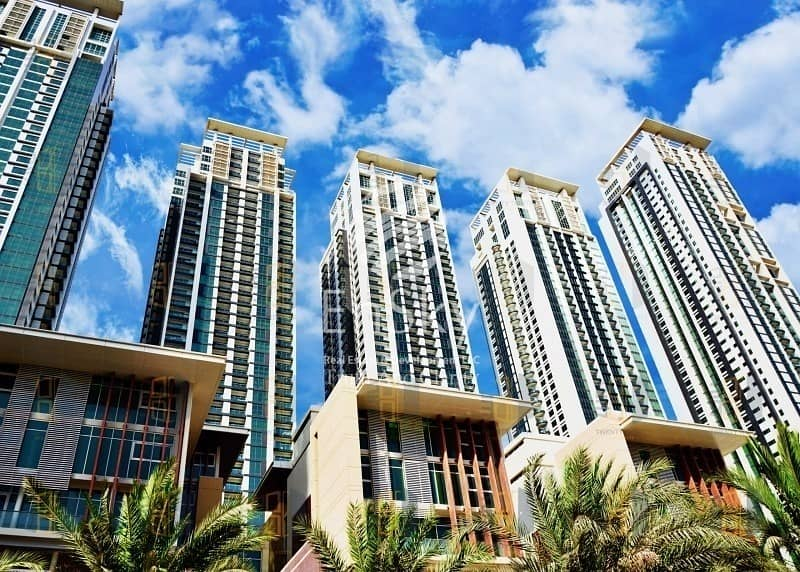 2 1BR Available for Sale Now in Al Maha Tower!