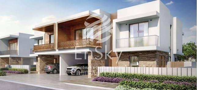 فیلا 4 غرف نوم للبيع في جزيرة ياس، أبوظبي - No Service Charge